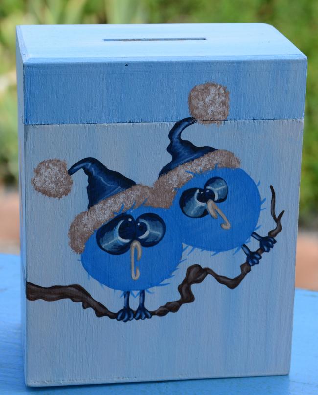 Peinture acrylique stylisée