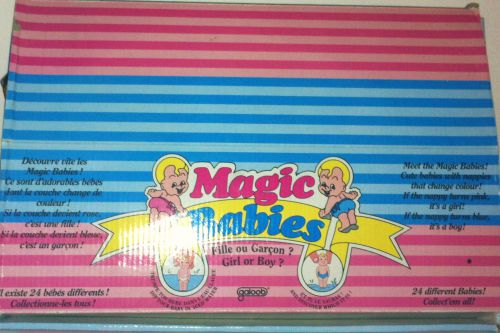 Boite de Magic Babies