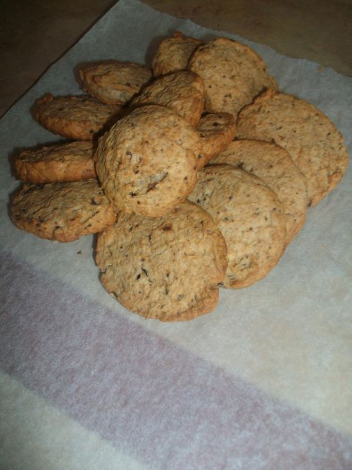 Cookies aux olives