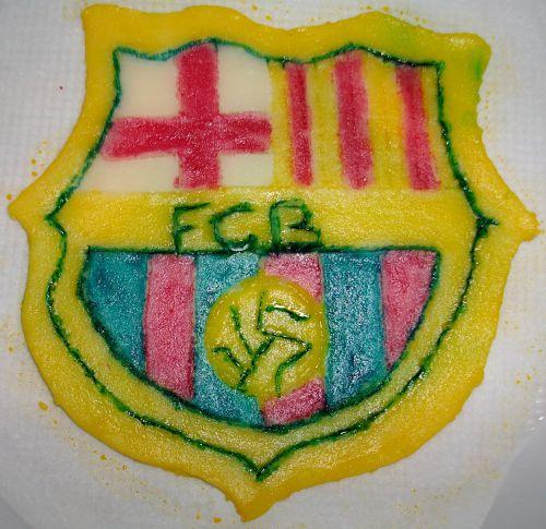 Ecusson Barcelone