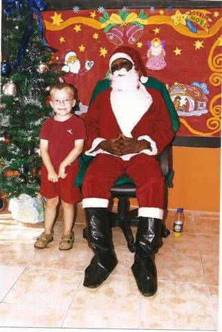 Père-Noël école