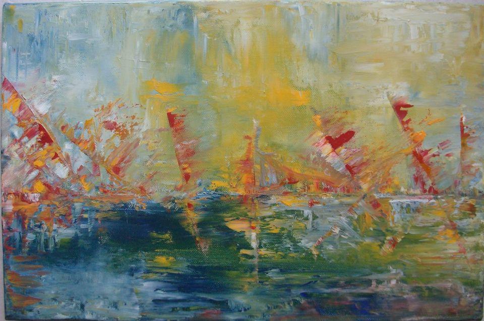 Valerie  CROCHARD - Huiles et Aquarelles