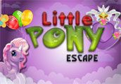 JEU gratuit cheval Libère le Petit Poney + solution ! Little Pony ESCAPE free horse GAME