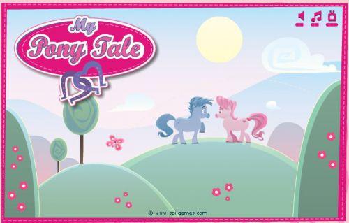 Jeu poney gratuit en ligne Free pony game online : The pony tale