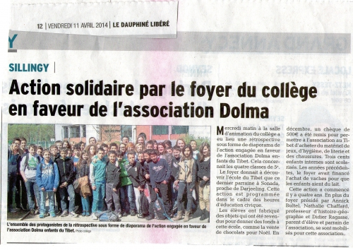 article dauphiné le 11 avril 2014.jpg