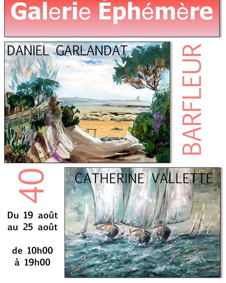 Exposition située au 40 Rue Saint Thomas - 50760 BARFLEUR