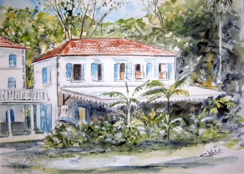 Habitation 1643