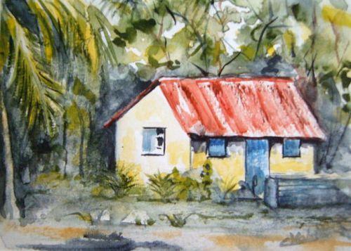 Cabane pimpante