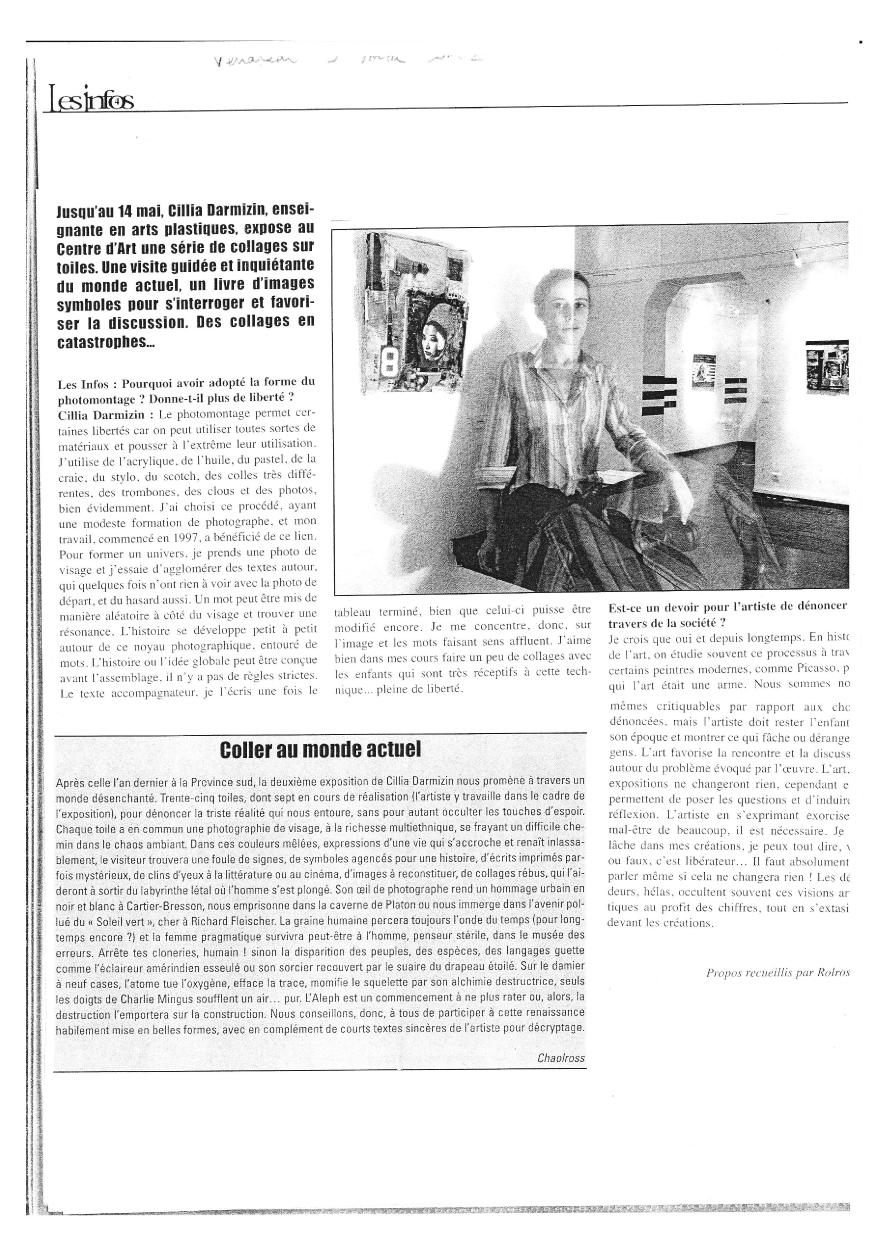 Article les info 2006.jpg