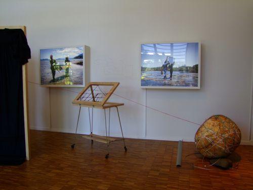 Les tisseurs d'univers, 4. Installation