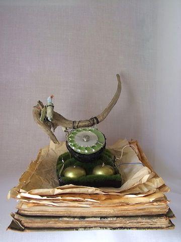 Mémoire brisée/ Broken memorie, 2011. Collection particulière