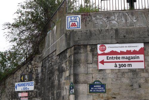 Avenue de la Porte de la Villette 75019