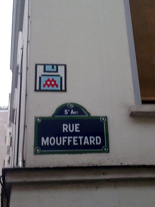 Rue mouffetard 75005
