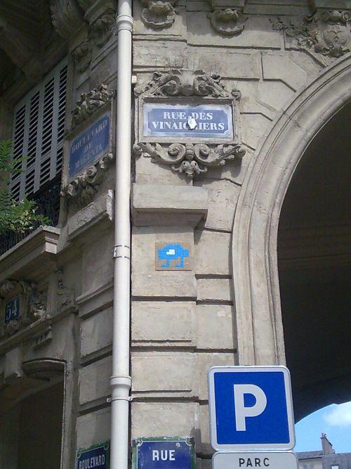 Rue des vinaigriers  75010