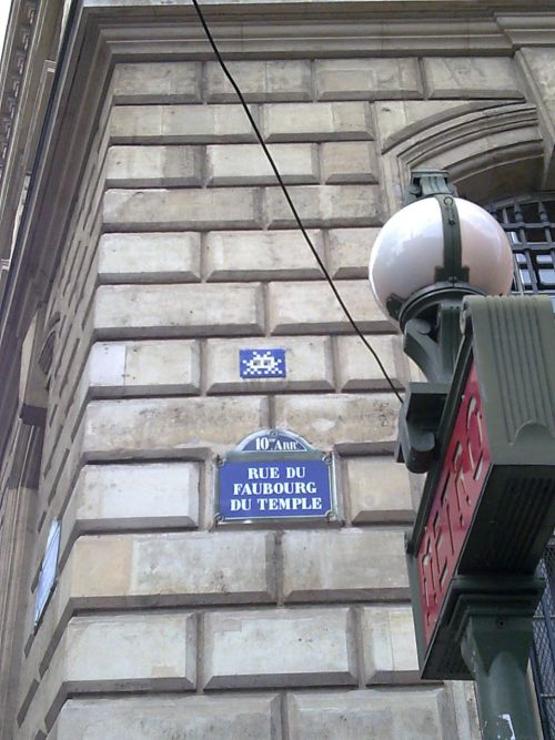 Rue du Faubourg du Temple 75010