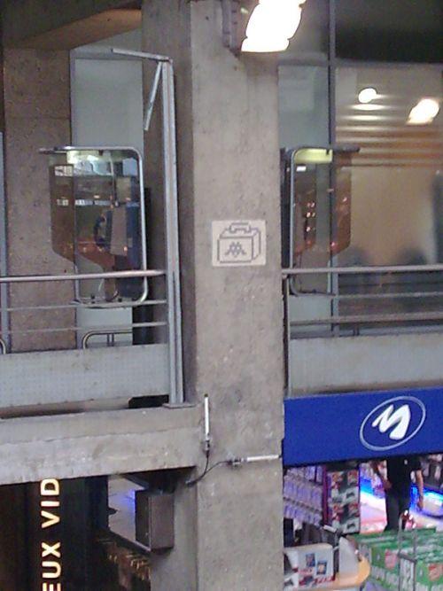 Gare Montparnasse 75015