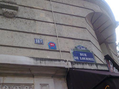 Rue de Lourmel 75015