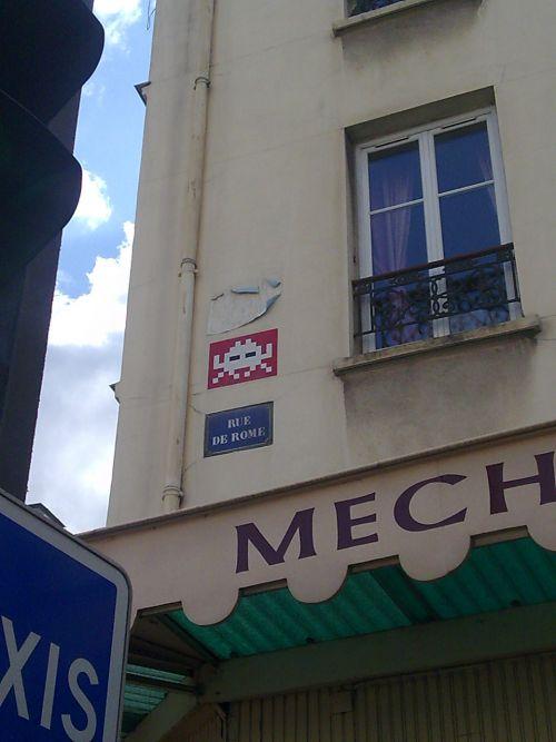 Rue de rome  75017