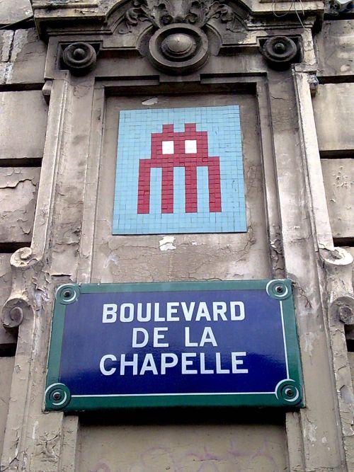 Boulevard de la Chapelle 75018
