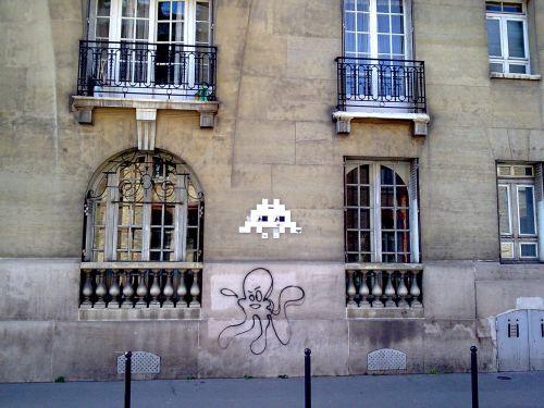 Rue du Faubourg St Jacques 75014