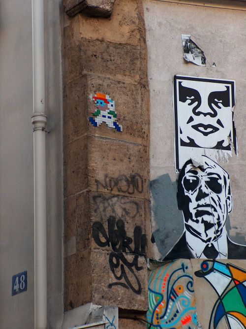 Rue Mazarine 75006