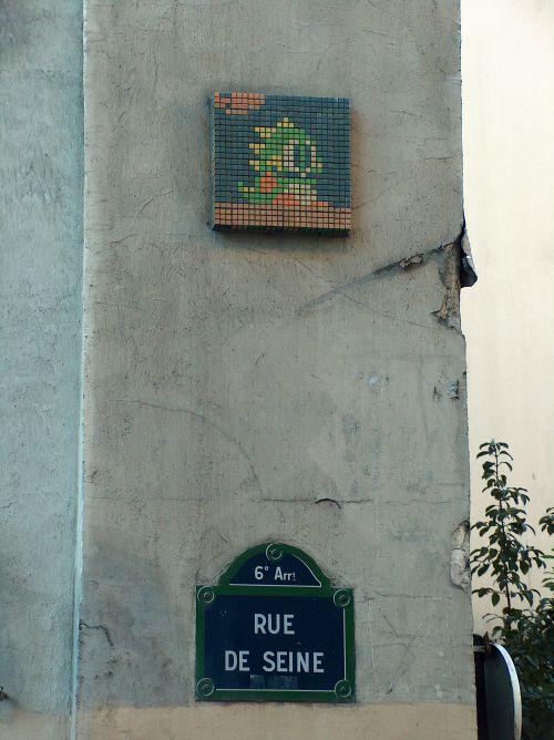 Rue de Seine 75006
