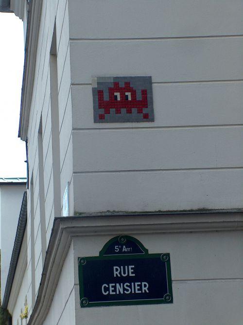 Rue Censier 75005