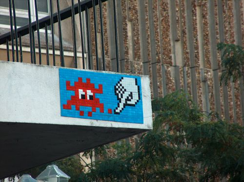 Rue de Tolbiac 75013