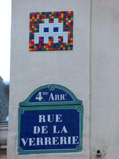 Rue de la Verrerie 75004