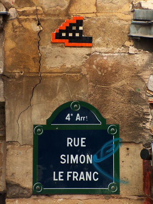 Rue Simon Le Franc 75004