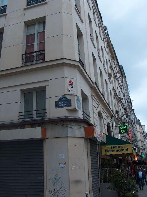 Rue de l'Echiquier 75010