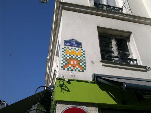 Rue Saint Martin 75003