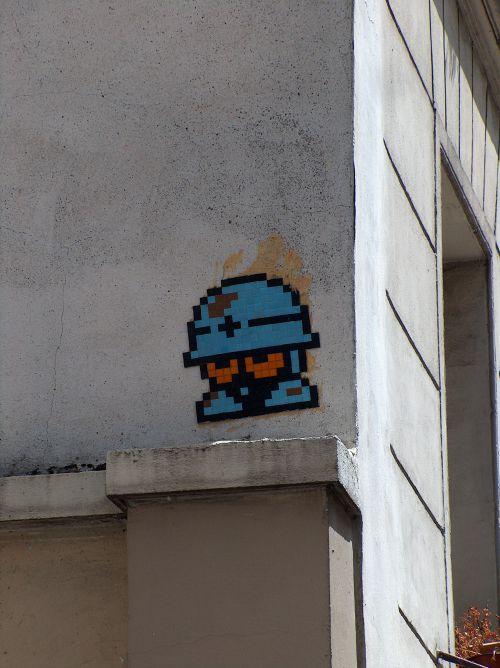 Rue St Maur 75011