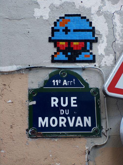 Rue Morvan 75011