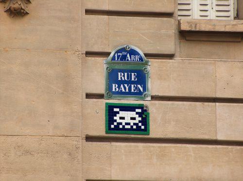 Rue Bayen 75017