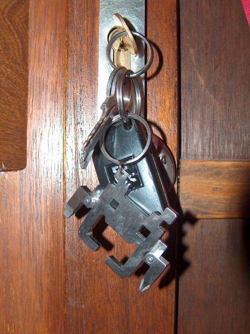 Porte-clé Multi-tool