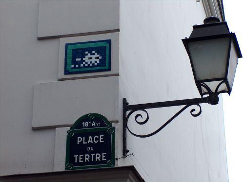 Place du Tertre 75018