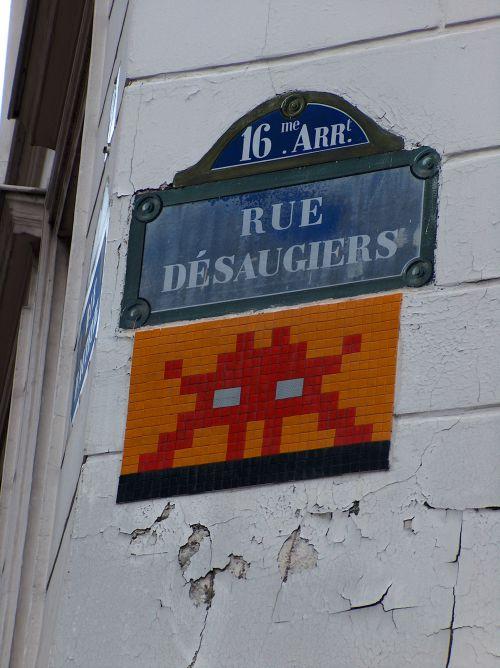 Rue Désaugiers 75016