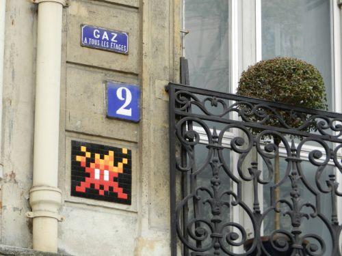 Rue Fourcroy 75017