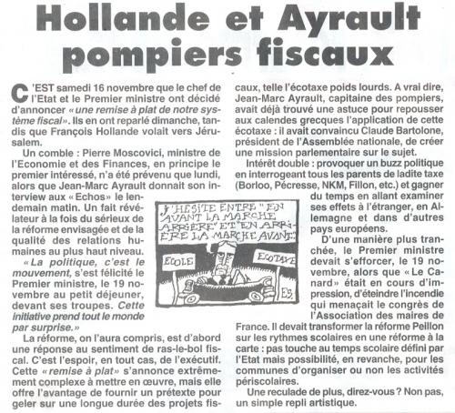 Hollande et Ayrault pompiers fiscaux.jpg