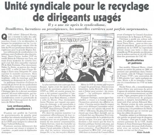 Unité syndicale pour recyclage de dirigeants usagés.jpg