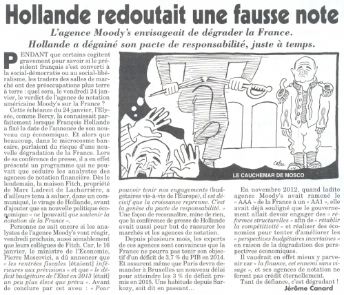 Hollande redoutait une fausse note.jpg