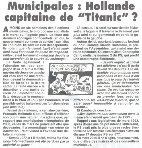 Municipales Hollande capitaine de Titanic.jpg