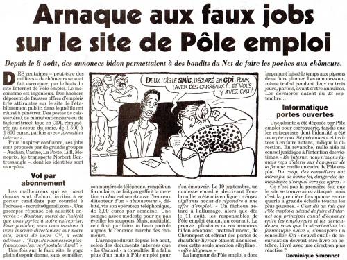 Arnaque aux faux jobs sur le site de Pôle emploi.jpg