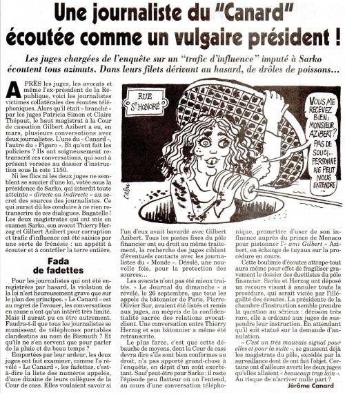 Une journaliste du Canard écoutée comme un vulgaire président.jpg