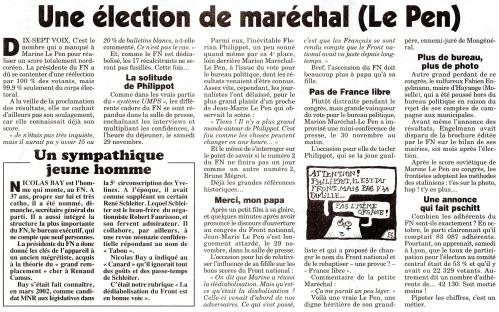 Une élection de Maréchal (Le Pen).jpg