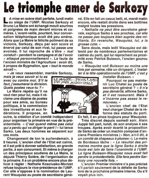 Le triomphe amer de Sarkozy.jpg