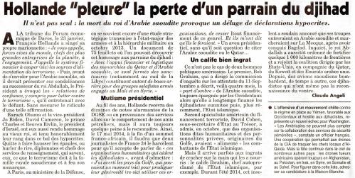 Hollande pleure la perte d'un parrain du djihad.jpg