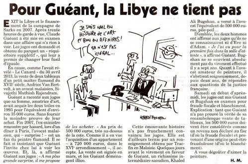 Pour Guéant la Libye ne tient pas.jpg