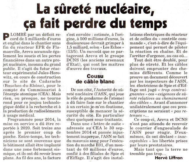 La sûreté nucléaire ça fait perdre du temps.jpg